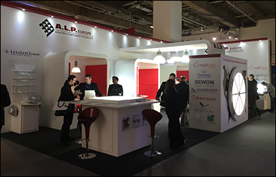 Visit us at Hall 4.0, Stand D81